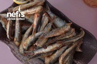 Özel Unlama Tekniği İle Balık Tava Tarifi