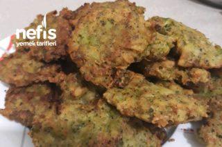 Brokolili Mücver (Çok Lezzetli) Tarifi