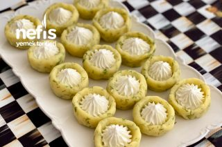 Çanak Patates Salatası Tarifi