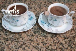 Ev Usulü Sıcak Çikolata (Çikolatalı) Tarifi