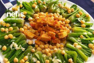 Ispanak Kökü Salatası Tarifi