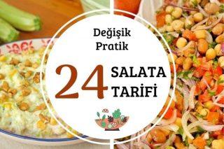 Pratik Salata Tarifleri Tarifi