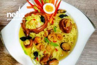 Ramen (Asya Mutfağı) Tarifi