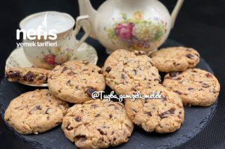 Şahane Tadı İle Favoriniz Olacak Cookies Kurabiye Tarifi
