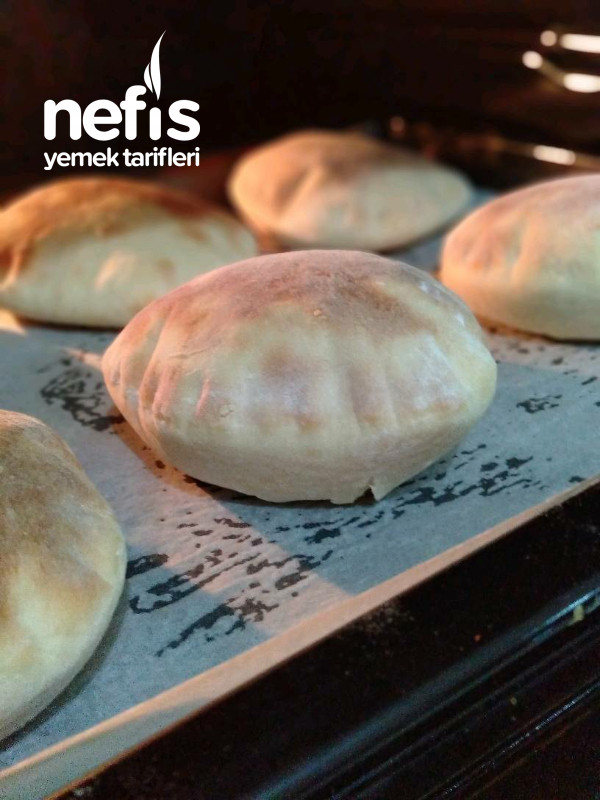 Balon Ekmek (Pita Ekmeği)