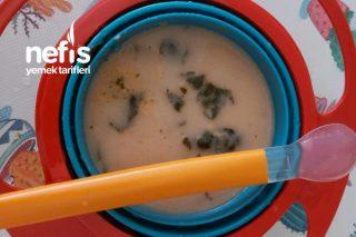 Bebekler İçin Ispanak Çorbası Tarifi
