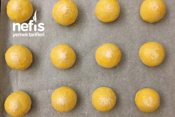 Portakallı Sütlü Kurabiye (Anne Kurabiyesi)