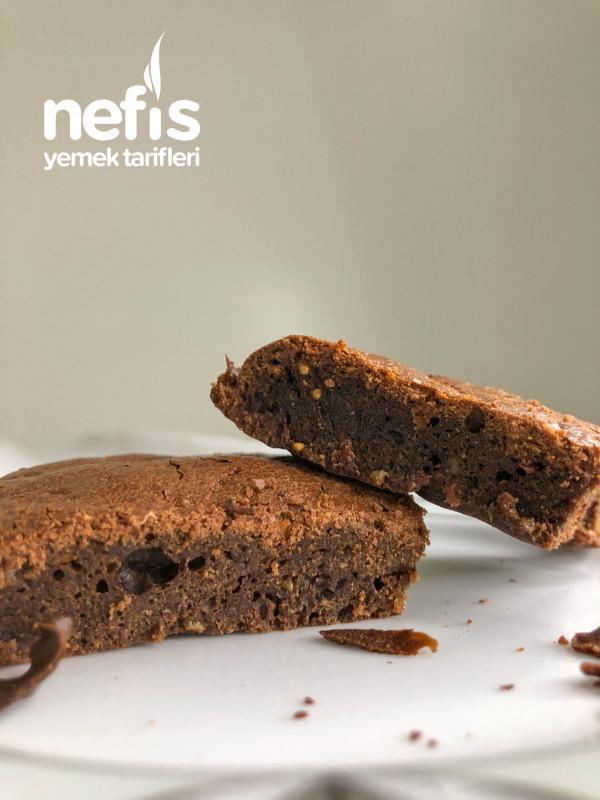 Rafine Şekersiz Brownie