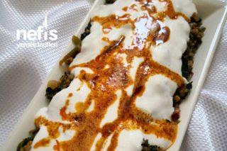 Yoğurtlu Ispanak Yemeği Tarifi