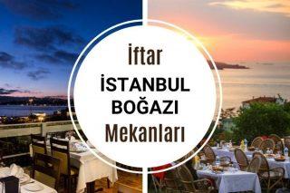 Boğaz'da Nezih İftar Mekanları Tarifi