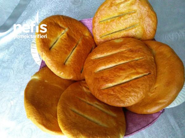 Yeni Bir Yöntem Suda Ekmek Pişirme Tarifi