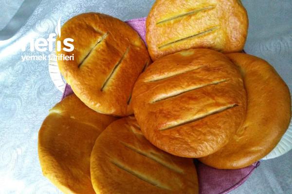Yeni Bir Yöntem Suda Ekmek Pişirme Tarifi (Videolu)
