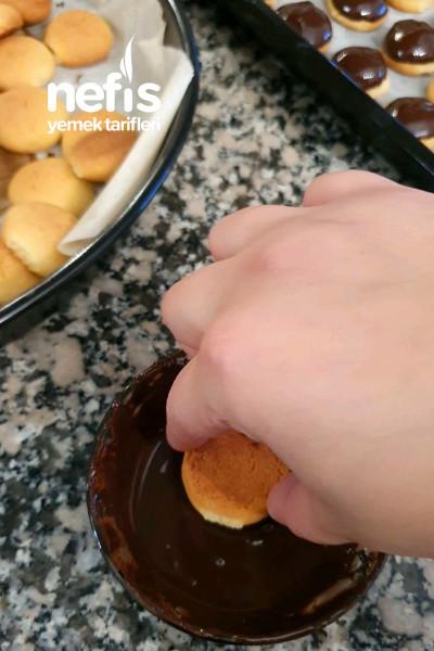 Ağızda Dağılan Portakallı Kurabiye