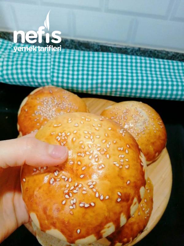 Hamburger Ekmeği (Nusret Lezzetinde)