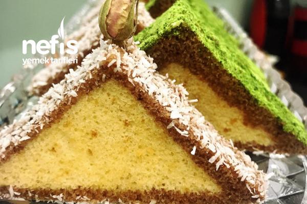 Üçgen Kek (İngiliz Keki)
