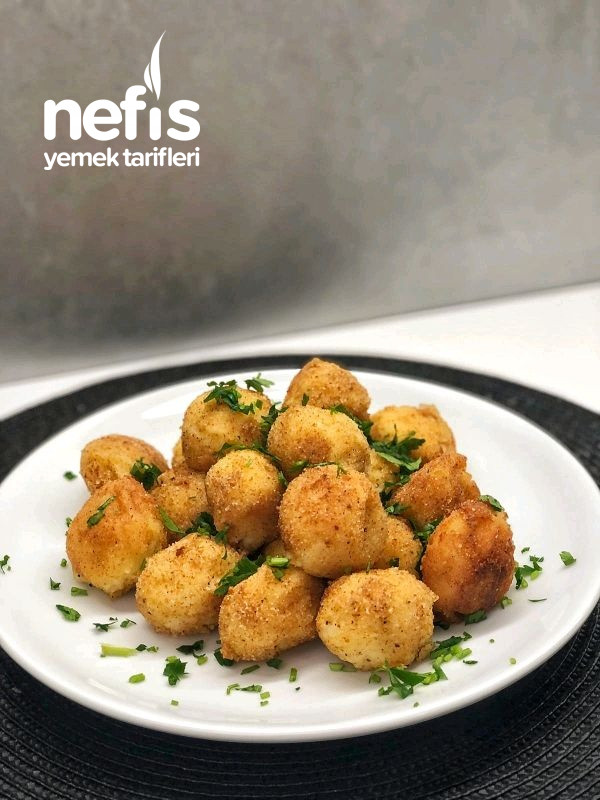 Kaşarlı Patates Kroket