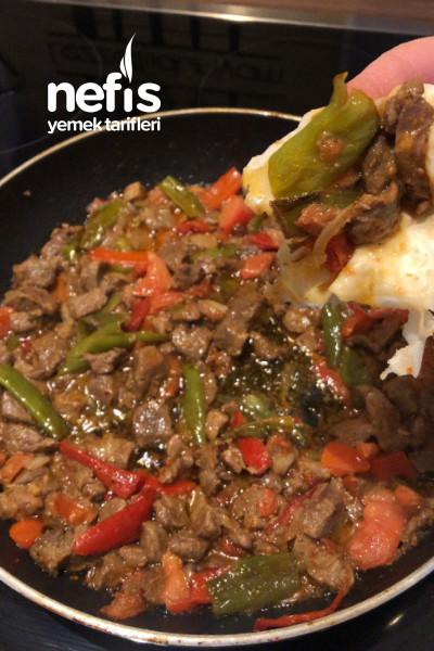 Sebzeli Et Kavurması