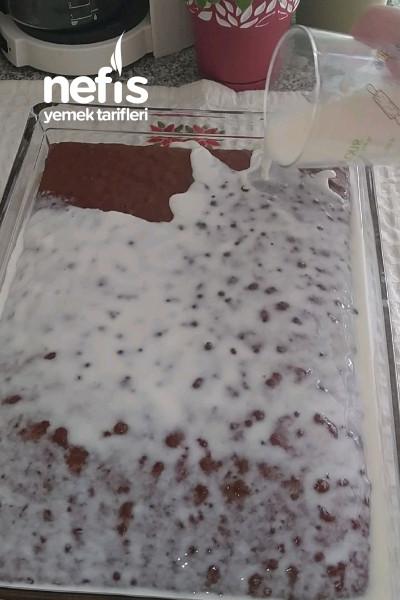 Kumlu Pasta bu Pastaya Bayılacaksınız