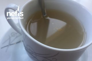 Taze Zencefil Çayı Tarifi