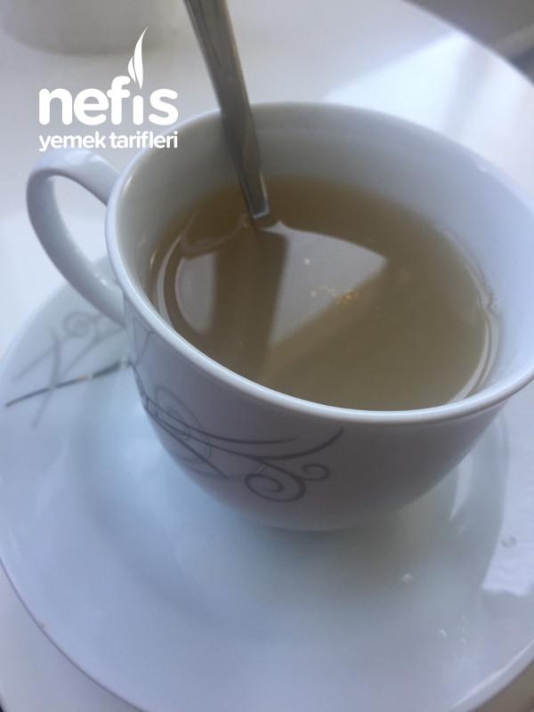 Taze Zencefil Çayı