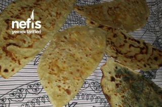 Efsane Köy Usulü Lezzetli Peynirli Ispanaklı Patatesli Gözleme Tarifi