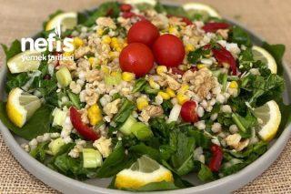 Buğdaylı Roka Salatası Tarifi