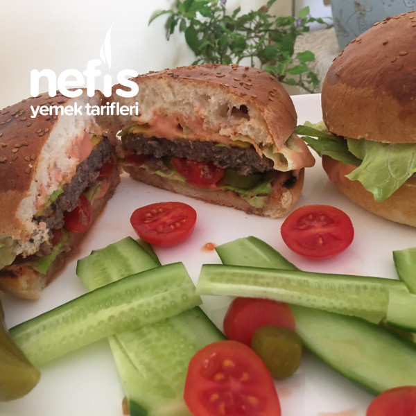 Hamburger (Deneyin Mutlaka)