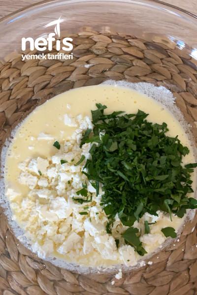 Peynirli Kaşık Dökmesi
