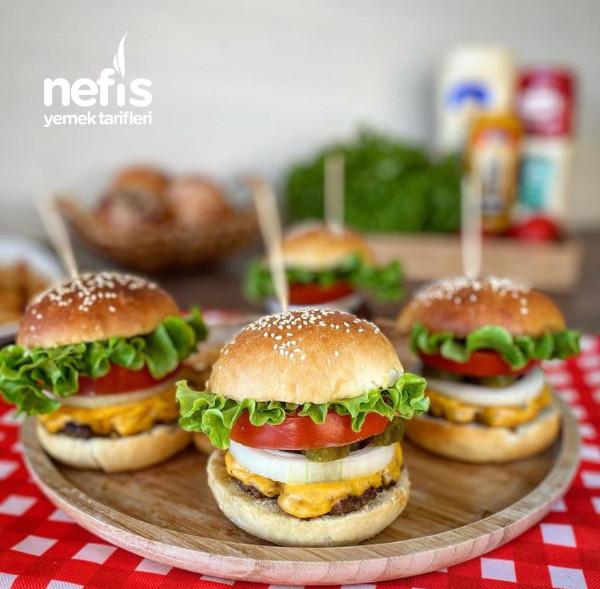 Efsane Hamburger (Whopper)
