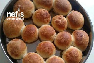 Porsiyonluk Ev Ekmeği Tarifi