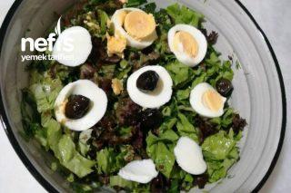 Kolajen Deposu Anne Sütü Artıran Nefis Yumurta Salatası Tarifi
