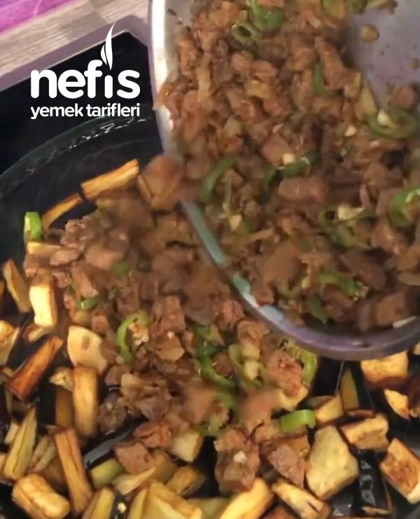 Yiyenlerin Bir Daha İsteyeceği Bir Ana Yemek Şehzade Kebabı