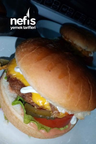 Bim Ürünleri İle Hamburger Tarifi