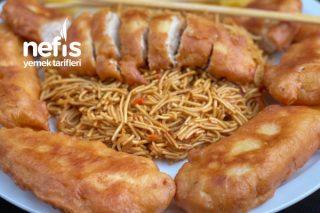 Enfes Lezzette Çin Usulü Tavuk (Orjinal Tarif) Tarifi
