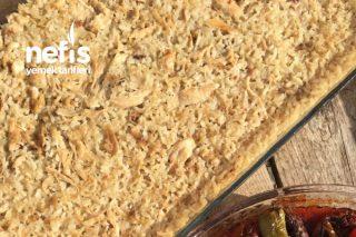 Fırında Soğanlı Tavuklu Pilav Tarifi