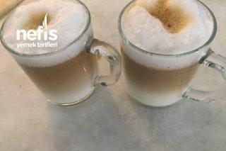 Köpüklü Kahve 5 Dakikada Hazır Tarifi