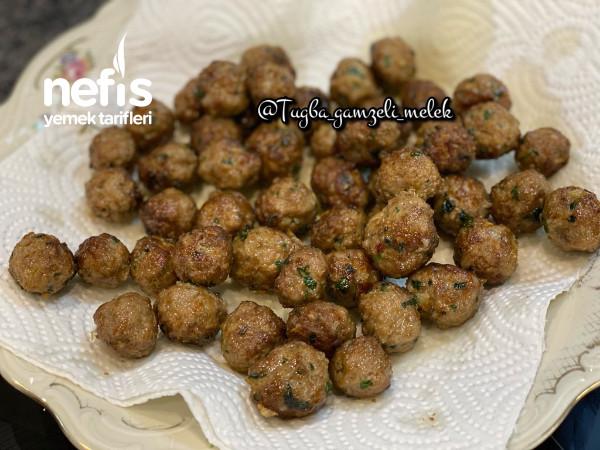 Nefis Bir Ana Yemek Patates Püreli Köfte Tarifi Enfes