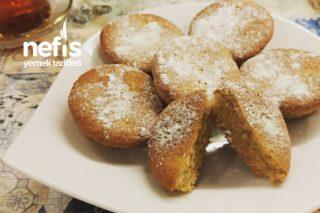Portakallı Limonlu Lokmalık Kek Tarifi