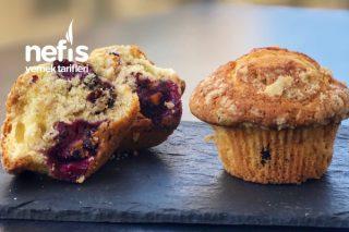 Starbucks Very Bery Muffin Tarifi