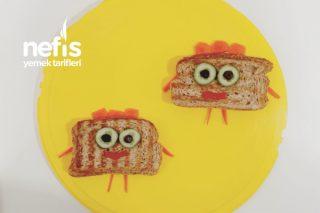 Tost Ekmek Dilimleri Tarifi