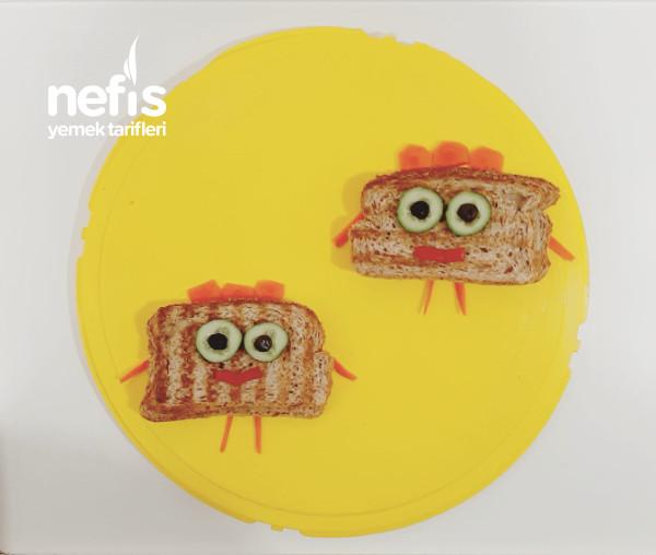 Tost Ekmek Dilimleri