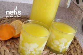 1 Portakal 1 Limon İle Limon Tarifi