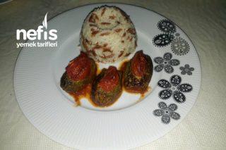 Şıhıl Mahşi (Etli Kabak Dolması) Tarifi