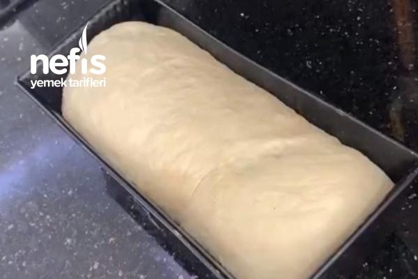 Yumuşacık Tost Ekmeği