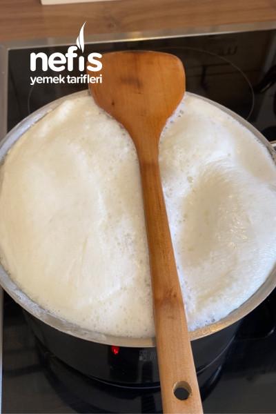Ev Yoğurt Yapımı