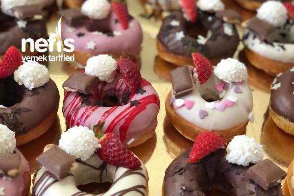 Orjinal Donut Tarifi