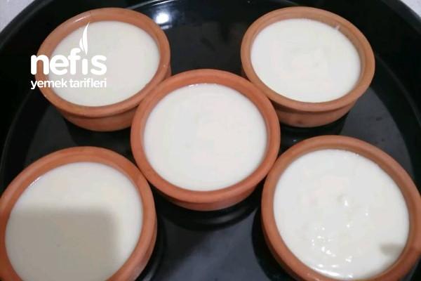 Süt Helvası (Bursanın En Meşhuru…. İpeksi Dokusuyla….)