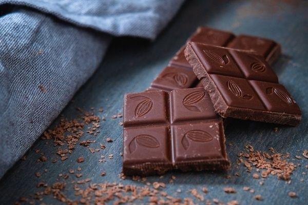 çikolata kalori