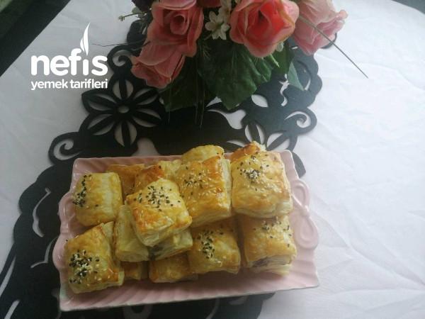 Kahvaltılık Milföy Börek