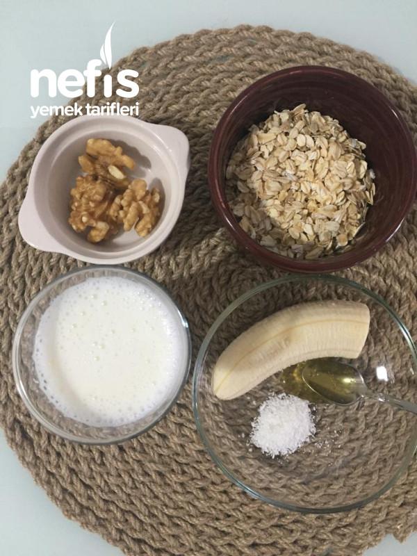 Nefis Müsli Kahvaltı (Diyette Tatlı Krizine Birebir)